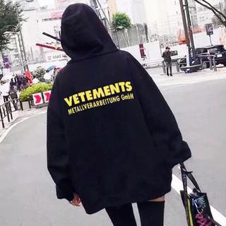 saintvêtement (saintv・tement) - VETEMENTS パーカー インポート
