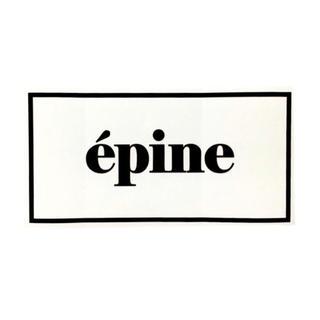 ロキエ(Lochie)の【epine】ステッカー(しおり/ステッカー)