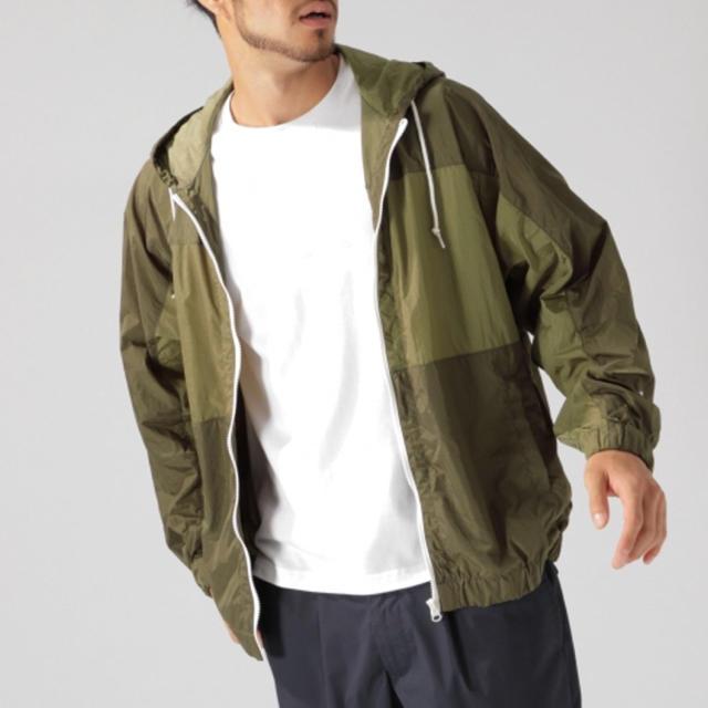 BAYFLOW(ベイフロー)のベイフロー  ナイロン ジャケット 新品 メンズのジャケット/アウター(ナイロンジャケット)の商品写真