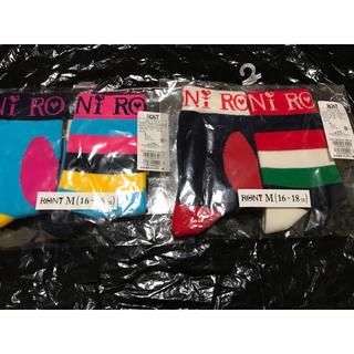 ロニィ(RONI)のロニ 16-18 靴下(靴下/タイツ)
