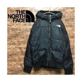 THE NORTH FACE - ノースフェイス フィルパワー550 ダウンジャケット ブラック フード内毛皮