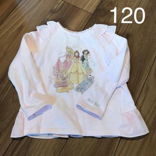 mezzo piano - メゾピアノ Disneyプリンセストップス 120