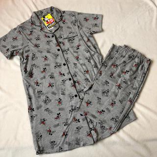 ディズニー(Disney)の新品 マタニティ ディズニー ミッキー 授乳服 産前 産後 出産準備 入院準備(マタニティパジャマ)