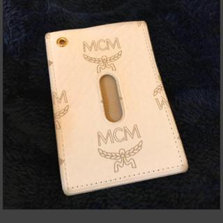 エムシーエム(MCM)のMCMパスケース(名刺入れ/定期入れ)