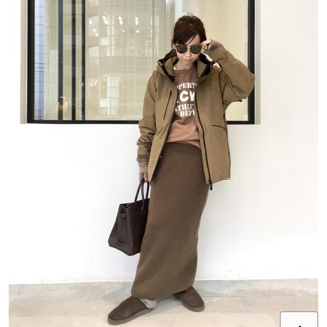 L'Appartement DEUXIEME CLASSE(アパルトモンドゥーズィエムクラス)のL'Appartement STAMMBAUM/シュタンバウムU.CWA Tee レディースのトップス(Tシャツ(長袖/七分))の商品写真