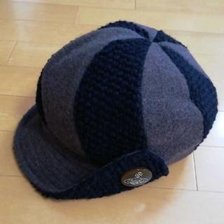 Vivienne Westwood - 新品未使用 ヴィヴィアンウエストウッドキャスケット 帽子