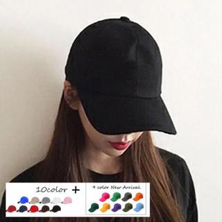 ♥ キャップ レディース メンズ ローキャップ カーブキャップ 帽子 スポーツ(キャップ)