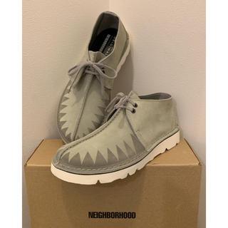 ネイバーフッド(NEIGHBORHOOD)のneighborhood × clarks  UK8(ブーツ)