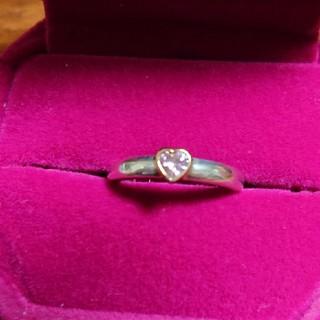 フォリフォリ(Folli Follie)のタイムセール♦Folli Follie silver925ハートの指輪(12号)(リング(指輪))