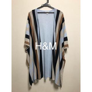H&M - H&M  薄手ニットロングガウン