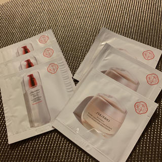 SHISEIDO (資生堂) - 資生堂 化粧水・クリーム サンプル