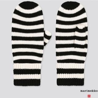 マリメッコ(marimekko)のユニクロ マリメッコ レディース用 手袋(手袋)