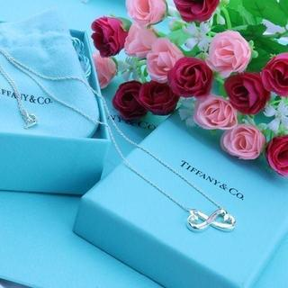 Tiffany & Co. - ☆新品☆未使用☆ ティファニー ダブルラビングハートネックレス