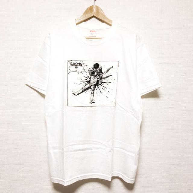 Supreme(シュプリーム)の2017FW SUPREME AKIRA Yamagata Tシャツ tee メンズのトップス(Tシャツ/カットソー(半袖/袖なし))の商品写真