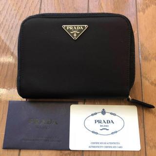 プラダ(PRADA)の【新品】【値下げ】プラダ 財布【PRADA】(折り財布)