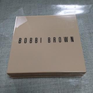 ボビイブラウン(BOBBI BROWN)のBOBBI BROWN ボビイブラウン フェイスパウダー(フェイスパウダー)