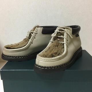 パラブーツ(Paraboot)のパラブーツ ミララパン ネイジュ UK4 (ローファー/革靴)