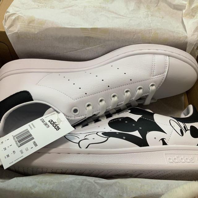 """adidas(アディダス)のADIDAS STAN SMITH """"DISNEY PACK"""" メンズの靴/シューズ(スニーカー)の商品写真"""