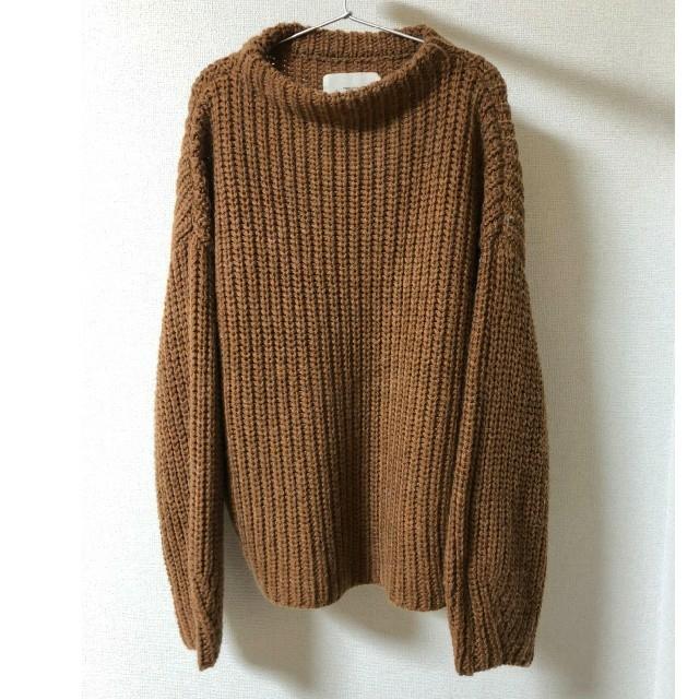 TODAYFUL(トゥデイフル)の todayful  Oversize Braid Knit レディースのトップス(ニット/セーター)の商品写真
