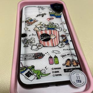 iPhone11  ケース  トイストーリー
