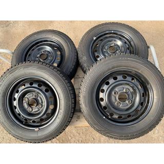 BRIDGESTONE - 155/70R13 ブリジストン スタッドレスタイヤ