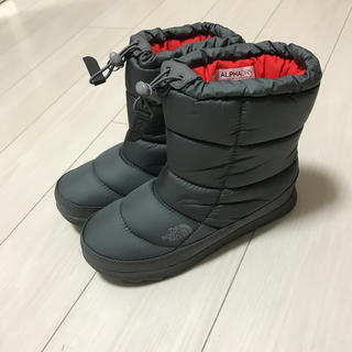 THE NORTH FACE - ノースフェイス ヌプシ  ブーツ 23センチ