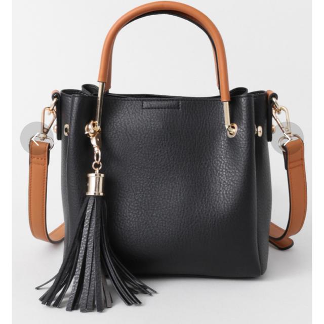 URBAN RESEARCH(アーバンリサーチ)のvia様 RODESKO黒ショルダーバッグ レディースのバッグ(ショルダーバッグ)の商品写真