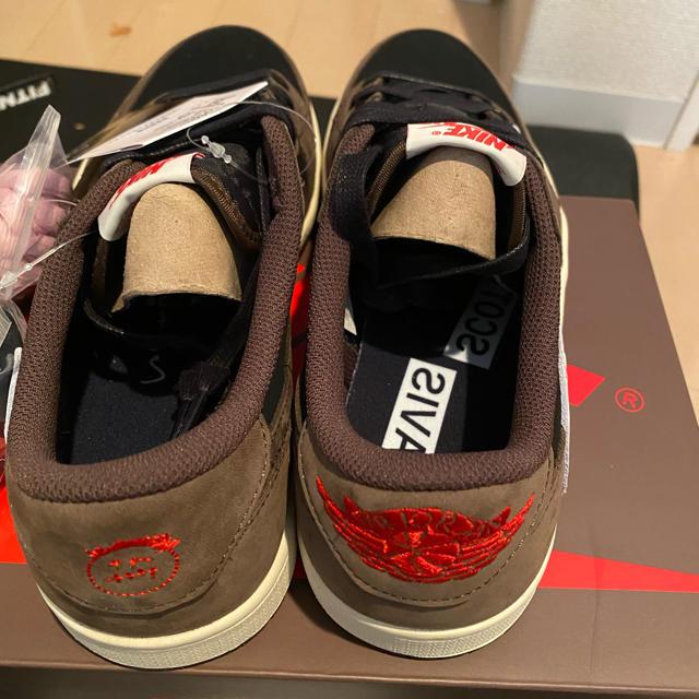 NIKE(ナイキ)のTravis Scott AJ1 Low メンズの靴/シューズ(スニーカー)の商品写真