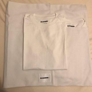 Jil Sander - ジルサンダーplus コットンTシャツ