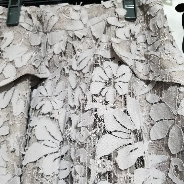 Ameri VINTAGE(アメリヴィンテージ)のAmeri VINTAGE ANTHESIS LACE SKIRT レディースのスカート(ロングスカート)の商品写真
