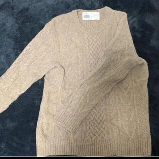 グリーンレーベルリラクシング(green label relaxing)のセーター(ニット/セーター)