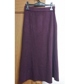 GU - GU リブニットタイトスカート