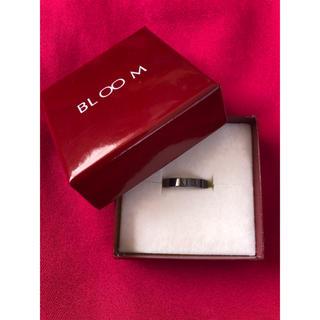 ブルーム(BLOOM)のBLOOM ブルーム 指輪 シルバー 英数字 ユニセックス 格好良い系(リング(指輪))