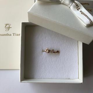 サマンサティアラ(Samantha Tiara)のサマンサティアラ   k18  ダイヤ リング 7号(リング(指輪))