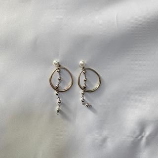 トーガ(TOGA)のoriginal circle pierce(ピアス)