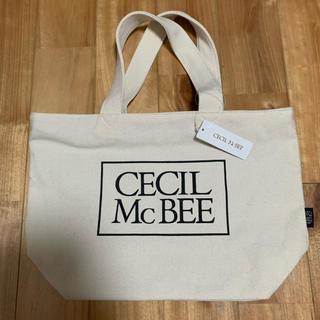 CECIL McBEE - CECILMcBEE ランチトートバック