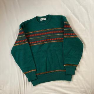 Lochie - vintage knit.