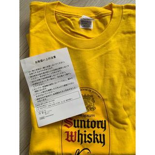 サントリー(サントリー)の新品 非売品 Tシャツ サントリー  ウイスキー ハイボール(Tシャツ/カットソー(半袖/袖なし))