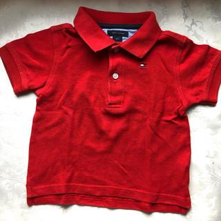 トミーヒルフィガー(TOMMY HILFIGER)のトミーヒルフィガー   ポロシャツ   80(Tシャツ)