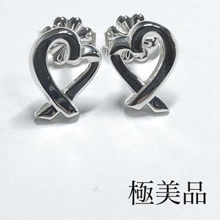 Tiffany & Co. - TIFFANY&Co ティファニー ラビングハートピアス 57