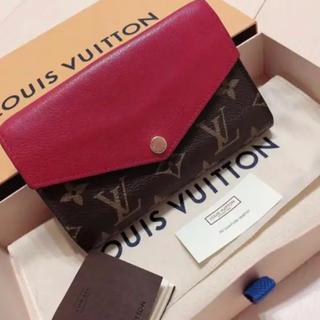 LOUIS VUITTON - LOUIS VUITTON コンパクト財布