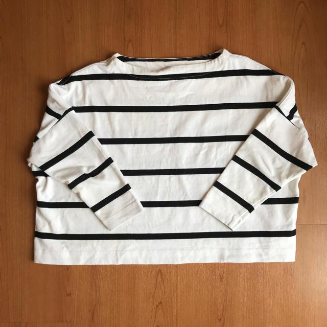 Adam et Rope'(アダムエロぺ)の大人気!【TraditionalWeatherwear】アダムエロペビックマリン レディースのトップス(カットソー(長袖/七分))の商品写真