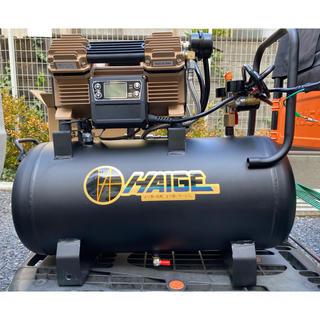 エアーコンプレッサー 静音タイプ 100V オイルレス