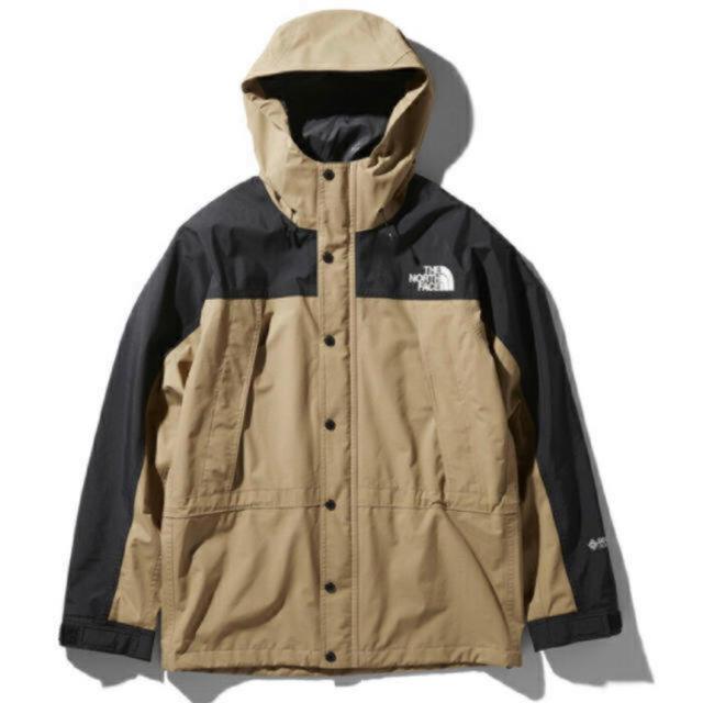 THE NORTH FACE(ザノースフェイス)の【M】マウンテンライトジャケット ノースフェイス ケルプタン メンズのジャケット/アウター(マウンテンパーカー)の商品写真