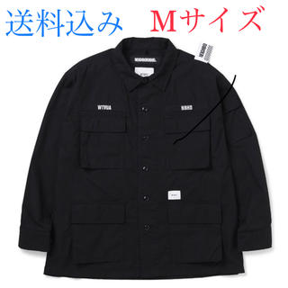 W)taps - 新品 JUNGLE LS SHIRT WTAPS × NEIGHBORHOOD