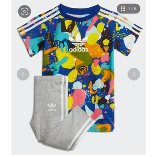 adidas - Tシャツドレス セット [Tee Dress Set] アディダスオリジナル