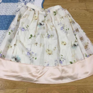 トッコ(tocco)のトッコクローゼット tocco closet スカート (その他)