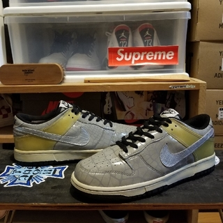 NIKE - NIKE DUNK LOW PREMIUM [ALL REFLECTOR]