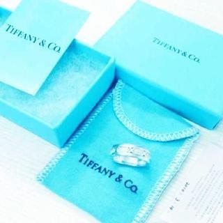 Tiffany & Co. - ☆新品☆未使用☆ティファニー アトラスリング 11号