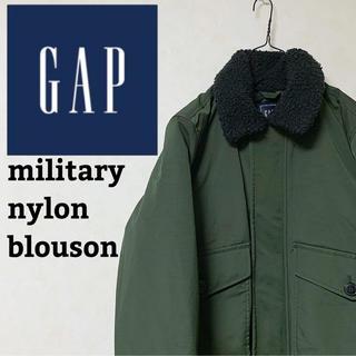 GAP - フライトジャケット GAP ボア B-15 MA-1 美品